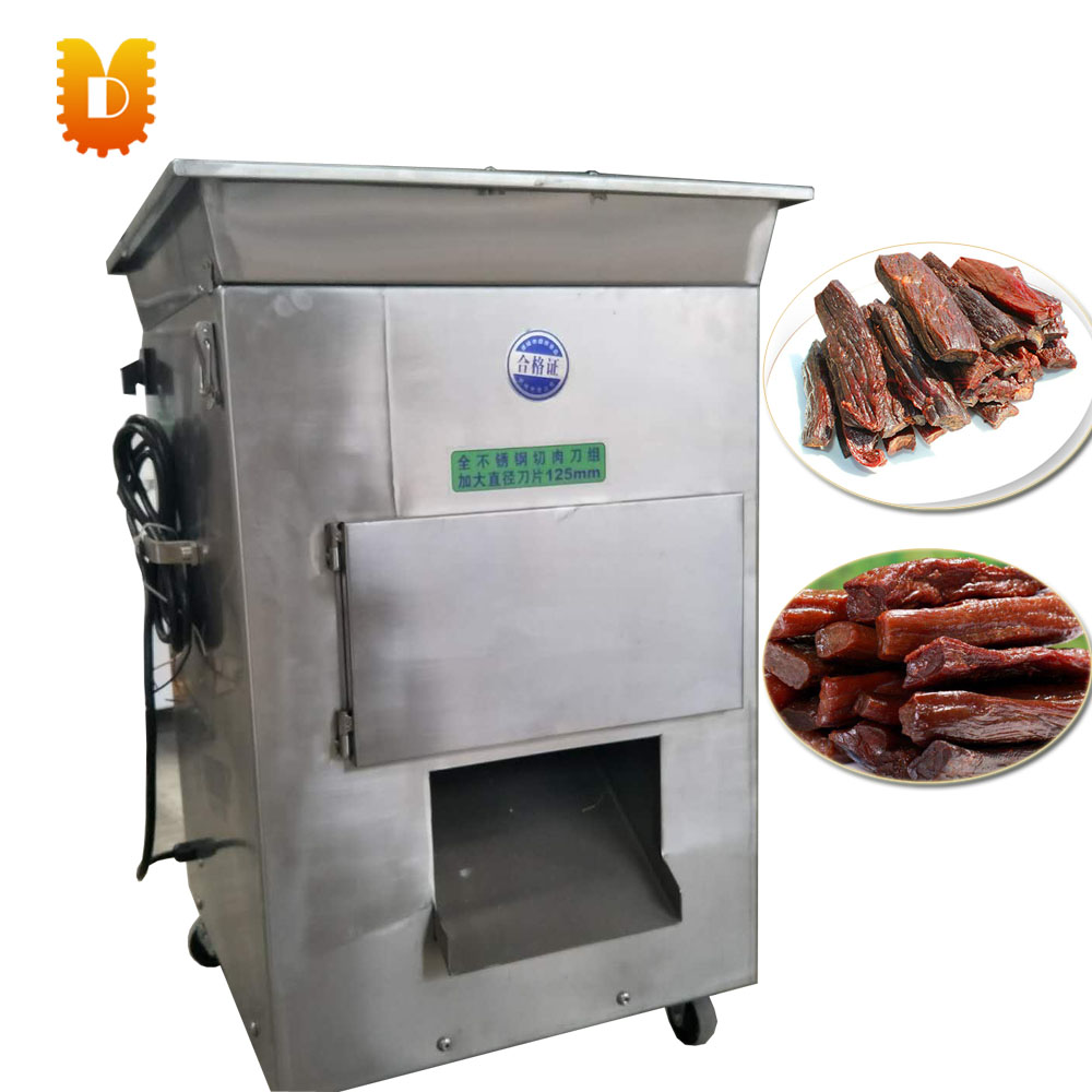 Beef Jerky Slicing Machine/Stainless Steel Meat Cutting Machine/UDNR-T13 image