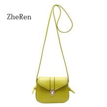 PU Women Lock Shoulder Bags