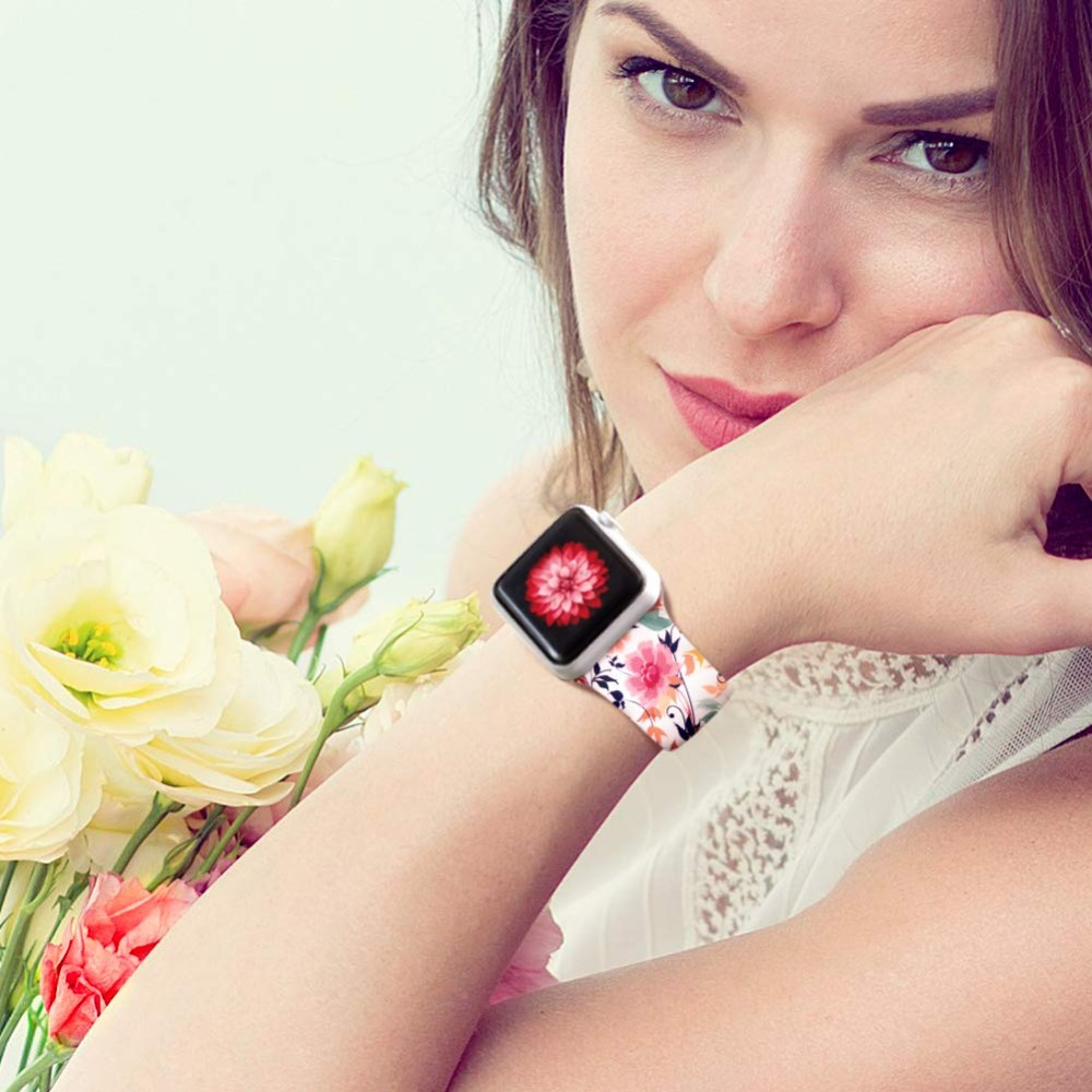 Floral Band for Apple Watch 302