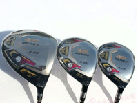 New womens Golf Clubs Honma S 03 complete clubs set Drive+fairway wood+irons Graphite Golf shaft and headcover Free shipping