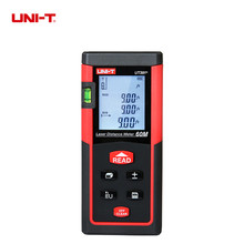 Promo offer High quality UNI-T UT391+ Digital Laser Distance Meter Range Finder Measure Tape Laser Telemetre Handheld 60m laser rangefinder