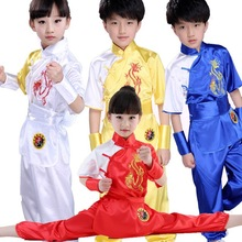 bjj Chinese Kung Fu Tai Chi Uniform Martial Arts Clothes Comfortable Wushu Suit Morning Exercise Wear