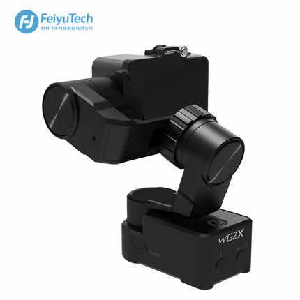 Feiyutech WG2X стабилизатор 3 оси брызг стабилизатор для GoPro Hero 7 6 5 YI 4 K действие Камера Estabilizador