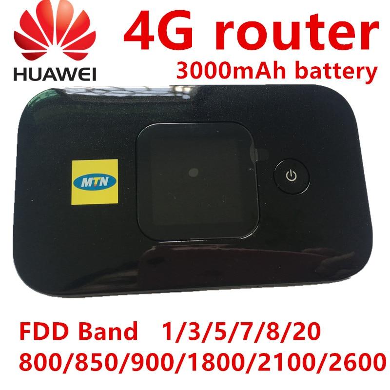 Huawei E5577 e5577s-321 3G/4G LTE Wifi Mobile Hotspot - Pocket Wifi