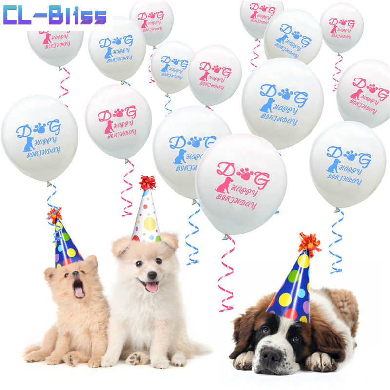 Detail Feedback Questions About WOOF Pet Happy Birthday Party