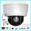 2.0MP mini PTZ cámara domo IP Full HD 1080 P 15 m IR de interior visión nocturna p2p Mini PTZ CCTV cámara Onvif Red ip velocidad cúpula