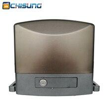 High quality heavy duty remote control sliding gate operator DC24V for home garage gate opener