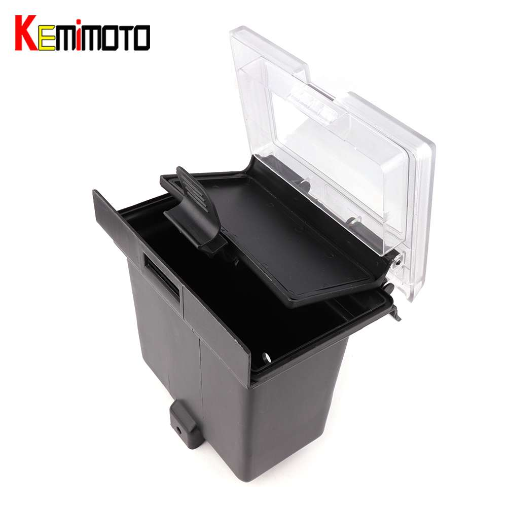 KEMiMOTO Center Dash Storage Box Center Compartment for POLARIS RZR 1000 900S RZR XP 1000 2014 2015 2016 2017 2018 voltage regulator rectifier for polaris rzr xp 900 le efi 4013904 atv utv motorcycle styling