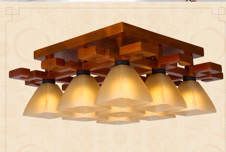 Chinesischen Stil Saugfhigen Licht Massivholz Wohnzimmer Lampe Kleine LampeChina Mainland
