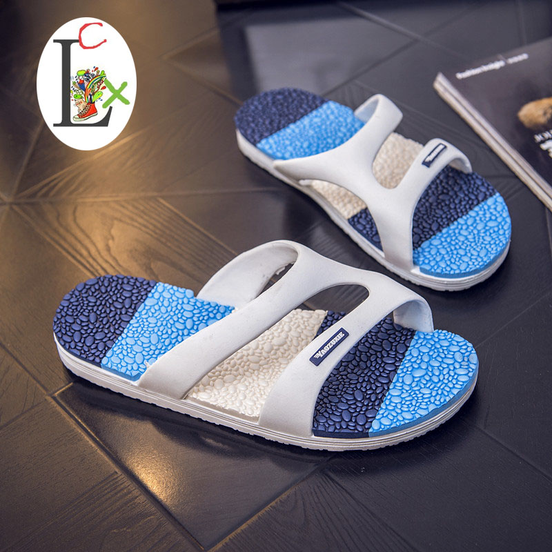 Beach slides Men Sandals Famous Brand Designer Casual Plaid Stripes Slippers Summer Fashion Outdoor Casual Beach flip fiop