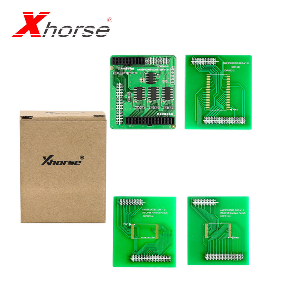 Xhorse OEM AM29FxxxBx-xxs (SOP44) Adapter For VVDI Prog