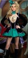 COSTUME Adult Deluxe Queen of Heart Fancy Plus Size 4XL Alice In Wonderland Halloween Dress Halloween Costumes For Women