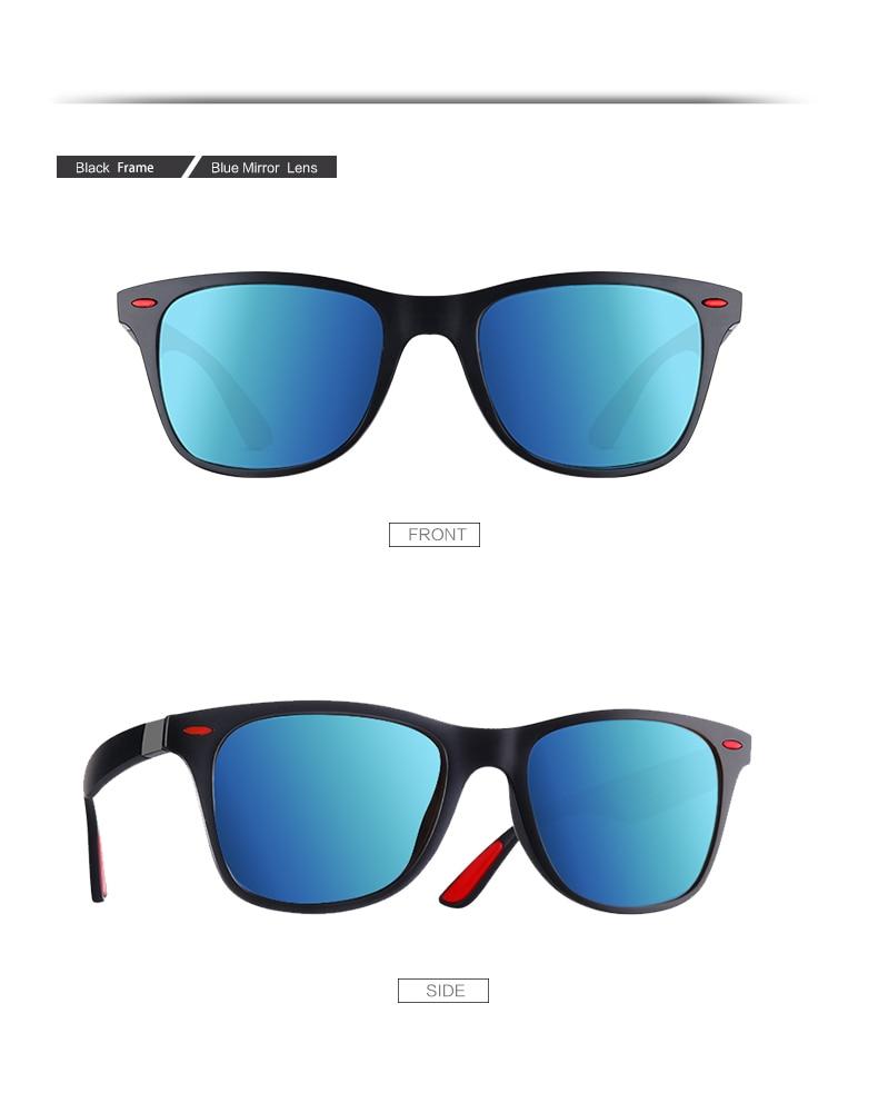 Wayfarer sunglasses for men
