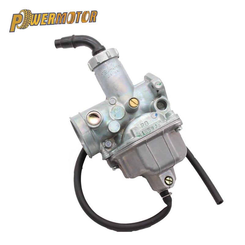 PZ26 26mm Carburetor Honda ATV Dirt Bike Buggy Recon 125cc 150cc 200cc Carb