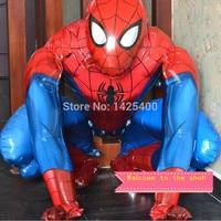 TSZWJ Free shipping new high quality aluminum balloons Spiderman birthday party balloons wholesale cartoon children's toys