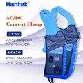Hantek AC/DC токовый зажим для осциллографа CC-65 20 кГц/400 Гц полоса пропускания 1МВ/10мА 65А/650а с BNC вилкой