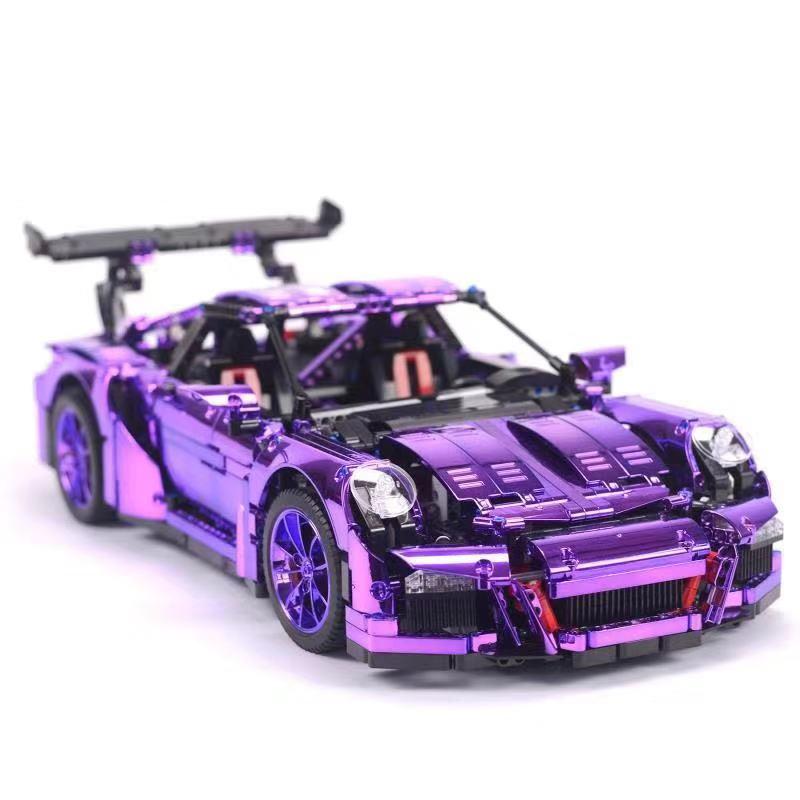 Lepin 20001B специальное издание техника серии Legoinglys суперкар строительные блоки игрушки для детей Рождественский подарок Бесплатная доставка