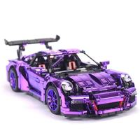 Lepin 20001B Special Edition Technic Series Legoinglys Supercar Building Blocks Toys For Children Christmas Gift Free shipping