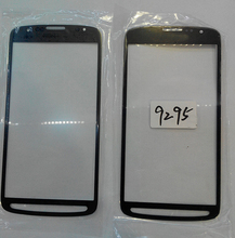 Wholesale 50pcs/lot DHL shipping For Sumsung Galaxy S4 Active i9295 Front Glass Outer Lens Glass Replacement Black White Color