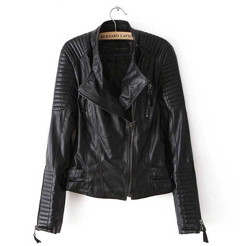 Online Get Cheap Women Biker Jacket -Aliexpress.com | Alibaba Group