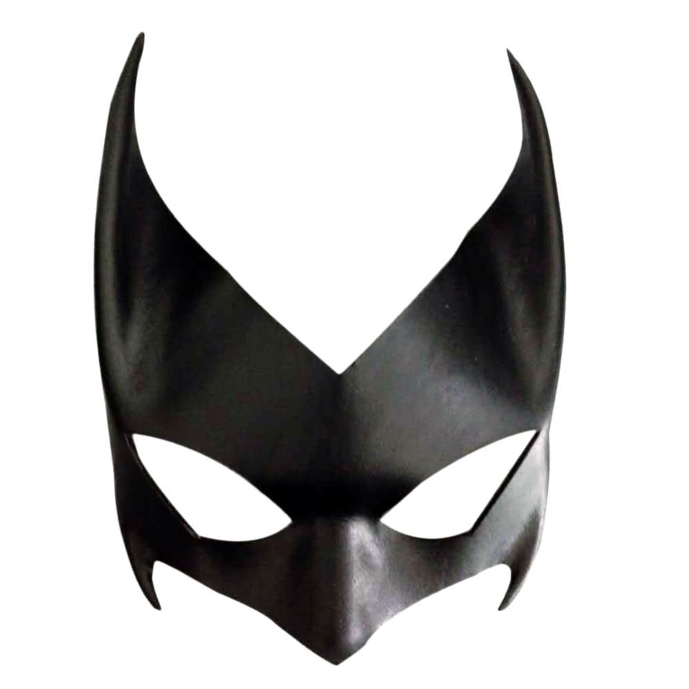 Black Superhero Eye Mask Promotion-Shop for Promotional Black ...