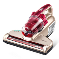 Handheld Bed Ultraviolet Disinfection Vacuum Cleaner Machine Dust Remover Room Sterilization Device Sofa Carpet Cleaning Tool