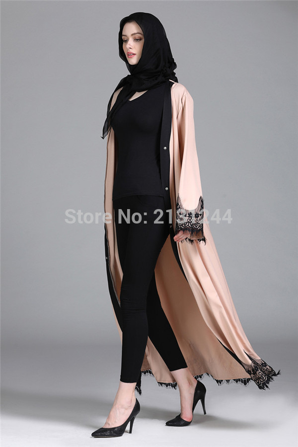abaya dress plus size601