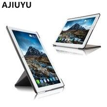 Para Lenovo Tab 4 10 Carcasas Fundas de Cuero Protectora Protector X340L Tab410 PU TB-X304L X304N X304F Tableta de 10.1 pulgadas manga