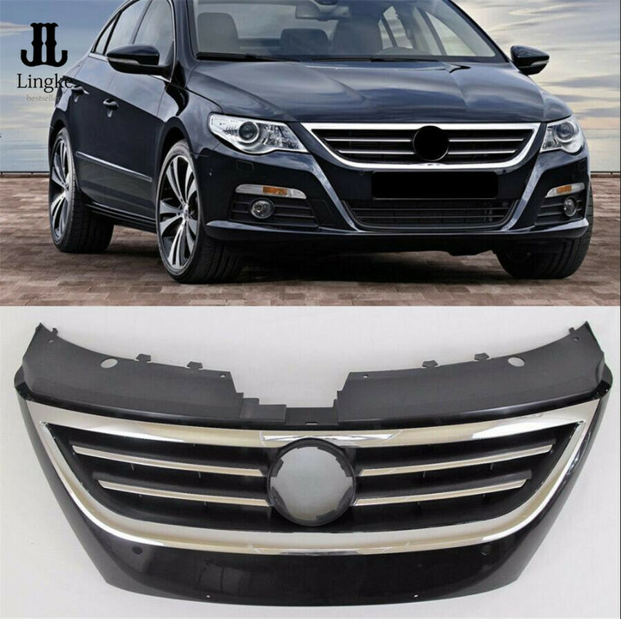 Upper Bumper Grille Front Chrome Grill For CC 2009 2010 2011 2012Upper Bumper Grille Front Chrome Grill For CC 2009 2010 2011 2012