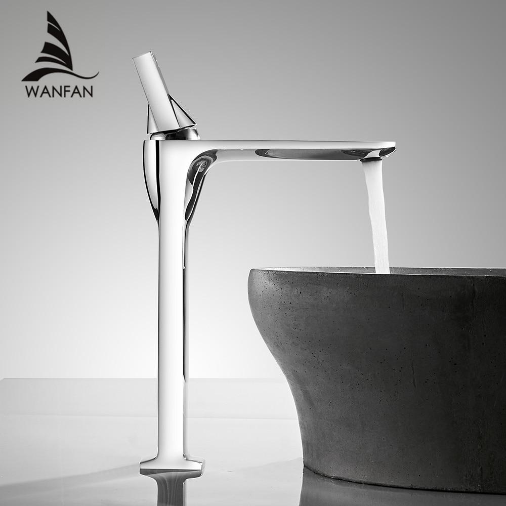 Basin Faucet Chrome Faucet Basin Taps Bathroom Sink Faucet Single Handle Hole Deck Vintage Wash Hot Cold Mixer Tap Crane 855003