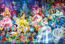 Cartoon paradise pattern diy diamond painting kit square full 3d embroidery childrens room mosaic decoration Christmas gift