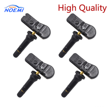 4 Piece High quality TPMS Sensor For Renault OEM 407009322R,40700-9322R,40700 9322R 433MHZ