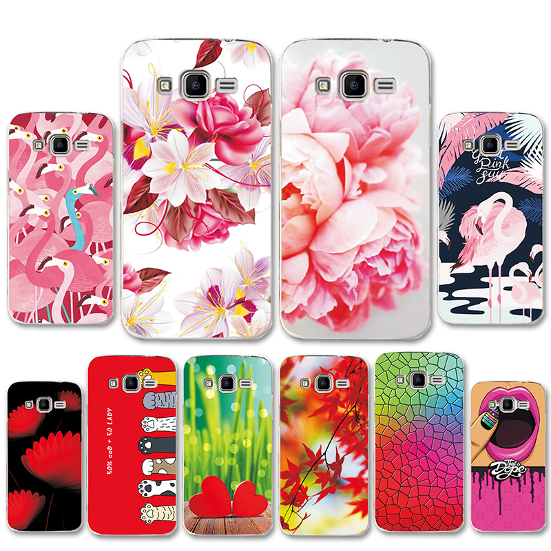 For <font><b>Samsung</b></font> <font><b>Galaxy</b></font> <font><b>Core</b></font> <font><b>Prime</b></font> LTE G360 Various Case Patterned Skin Back Cover For <font><b>Samsung</b></font> G3608 4.5
