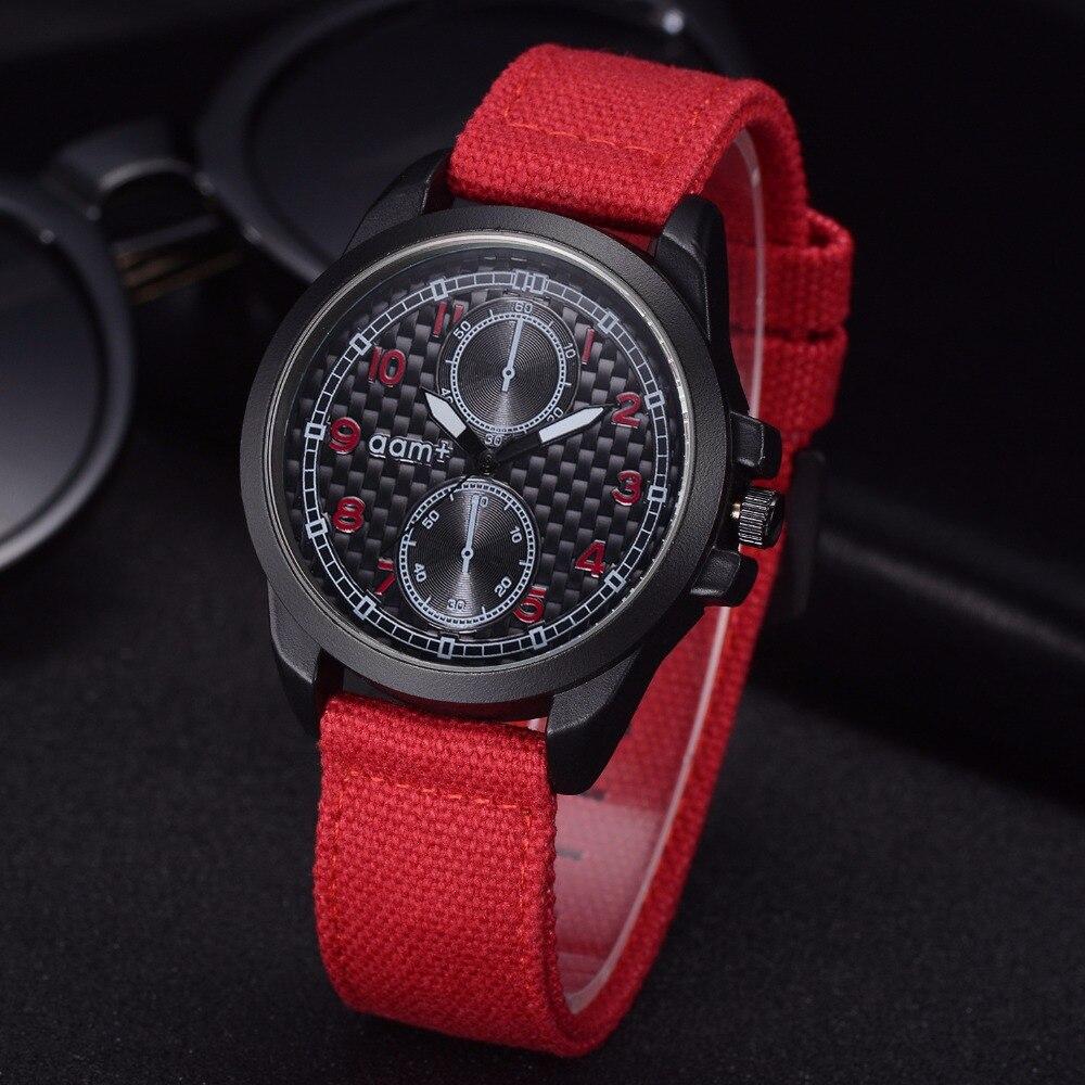 2018 New Arrival Fashion Sport Watch Mens Quartz Wrist Watches Men Military Clock Relogio Masculino relojes para hombre saati