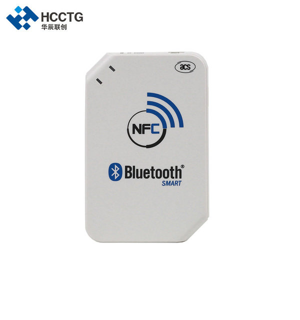 US $75 0 |ACR1255 13 56mhz RFID Card Reader Writer USB interface for  wireless Android Bluetooth NFC reader with 5pcs Mifare IC memory Card-in  Card