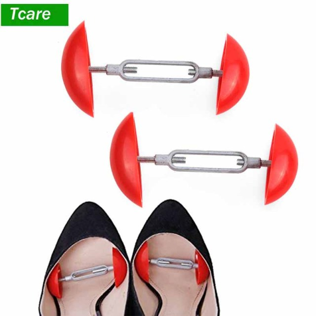 b8ad0eb488a US $2.75 43% OFF|1Pair Foot Care Adjustable High Heel Boot Shoe Trees Shoe  Stretchers Expander Shapers Width Extenders for Men Women Shoes-in Braces &  ...