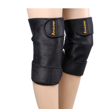 Self-heating knee pads short paragraph leggings thick warm long cold ride electric and magnetic permeability недорго, оригинальная цена