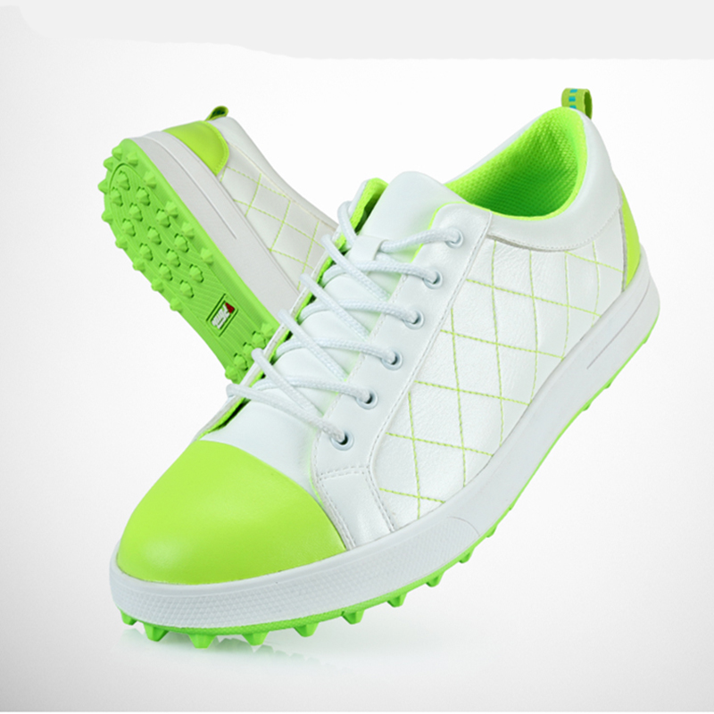 ФОТО 2017  PGM authentic Golf Mens Golf Shoes sports shoes no spikes breathable waterproof