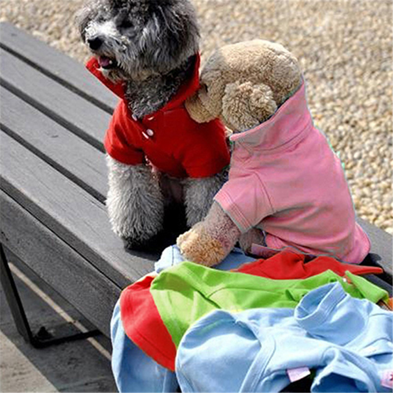 TINGHAO-Pet-Puppy-Small-Dog-Cat-Clothes-Short-Sleeve-Costume-Apparel-T-shirt-Polo-Shirt (3)