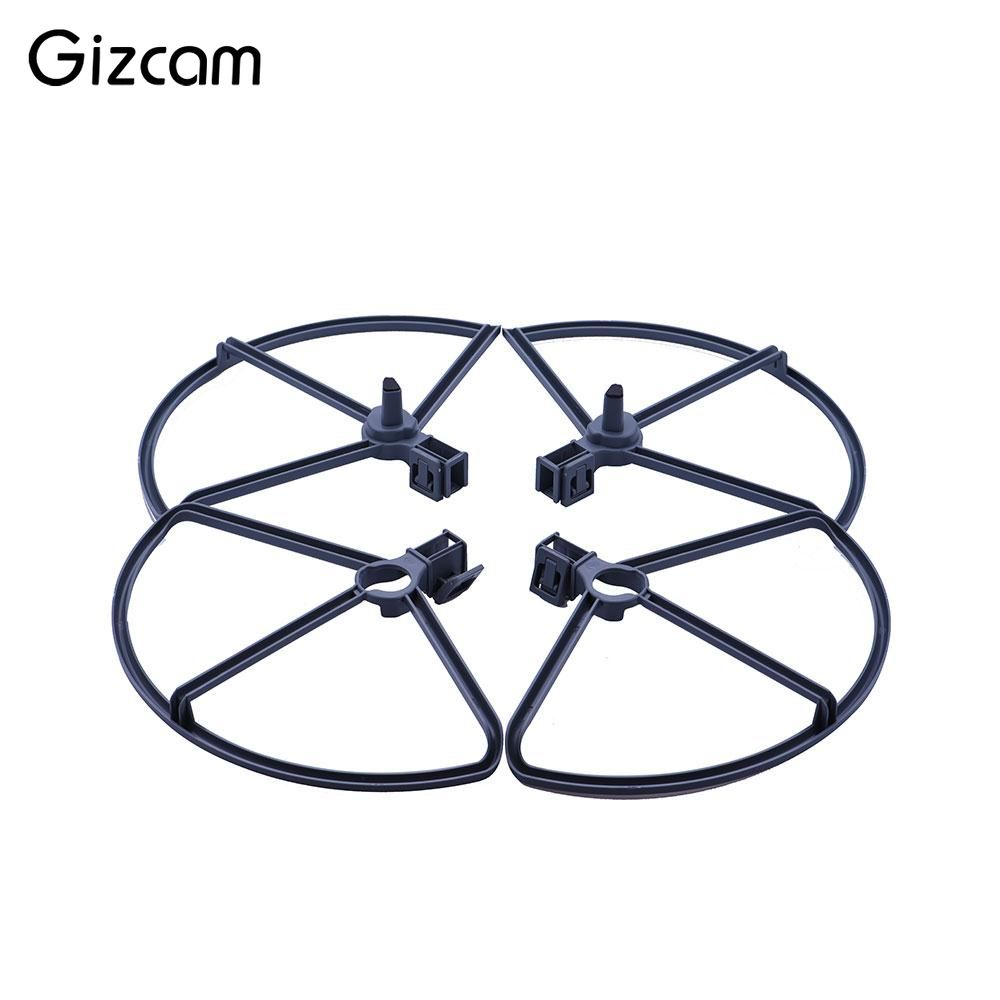 Gizcam 4pcs Propeller Protective Frame Guards For DJI Mavic Pro font b Drone b font Quacopter