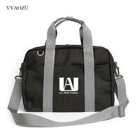 My Hero Academia Izuku Midoriya Messenger Bag High School Travel Hand Bag JK Uniform Travel Shoulder Bag Handbag for Teenagers