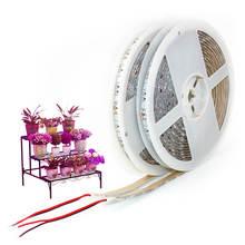 Lampe de culture, Flexible, SMD LED, 12v dc, 5050, 1M 2M 3M 4M 5M, éclairage pour serre hydroponique, plantes, légumes, LED