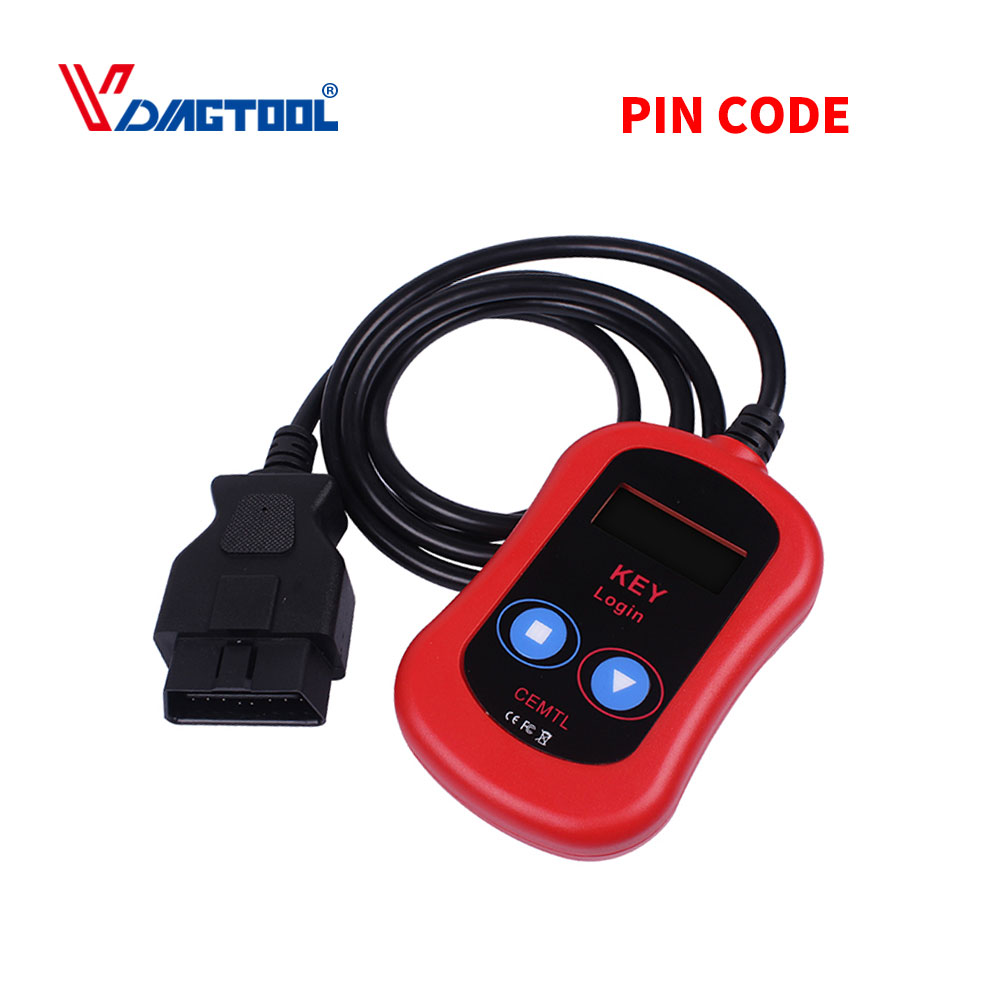 New Arrival Pin Code Reader Auto Key Programmer OBD2 For Vag Key Login Car Diagnostic Tool Code Reader Free Shipping