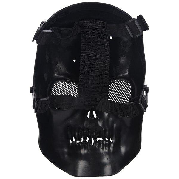 Máscara protectora de Airsoft máscara máscara protectora completa - Para fiestas y celebraciones - foto 5