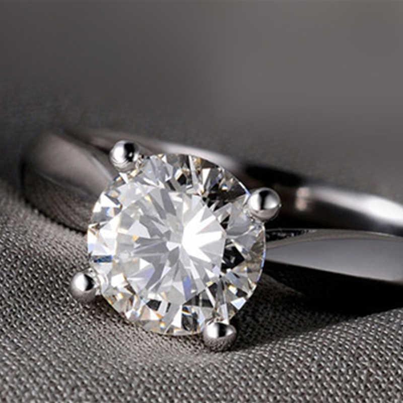 Qevila แฟชั่นเครื่องประดับแหวน Adjustiable หมั้นงานแต่งงานแหวนออกแบบเครื่องประดับ Cubic Zirconia แหวนผู้หญิงคนรัก