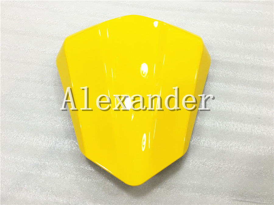 For Yamaha YZF 600 R6 2006 2007 R6 06 07 Yellow Yzf Motorcycle Rear Seat Cover Cowl Solo Motor Seat Cowl Rear Fairing