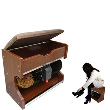 Новое оборудование для полировки обуви автоматически бытовая электрическая машина Автоматическая Индукционная Чистка обуви Новинка