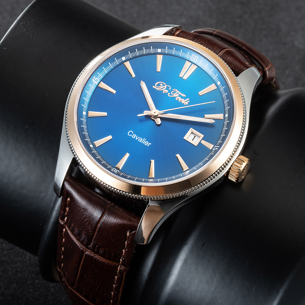 Automatic Stainless Steel Men Business Watch Sapphire Crystal Mechanical Watches Male De Feels Clock Wristwatches Relojes