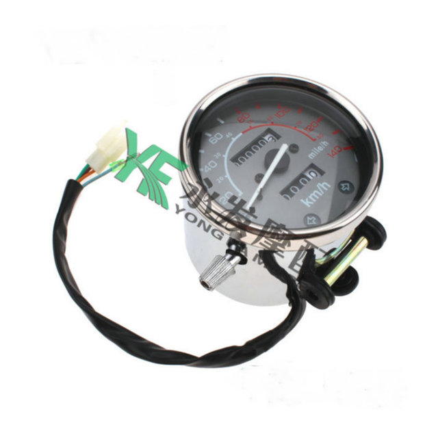 motorcycle speedometer for honda steed 400 vlx400 CA250 tachometer motocross odometer instrument assembly