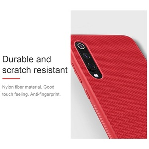 Image 3 - Case for Xiaomi Mi 9 NILLKIN Textured Nylon fiber case durable non slip Thin and light back cover For Xiaomi Mi9 Explorer Cover